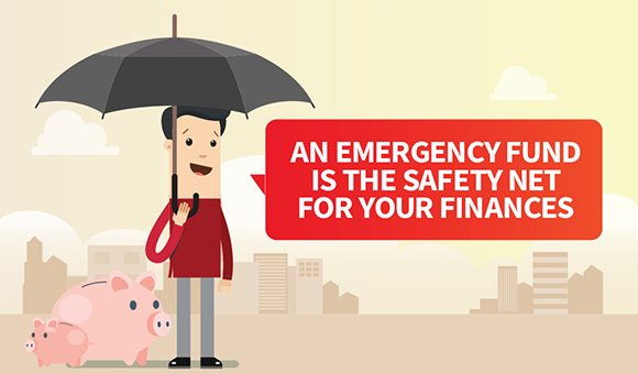 How to figure out how much to save in an emergency fund!