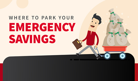 Where to park your emergency savings?
