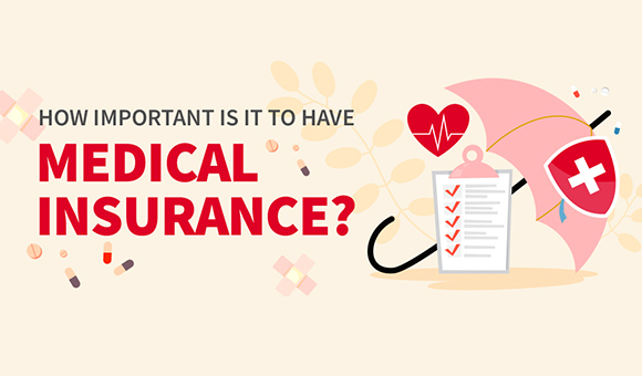 How important is it to have medical insurance!