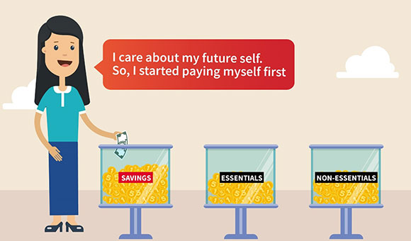 Heard of paying yourself first? – Here is why it is important